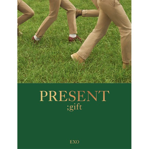 [Benefits] EXO (EXO) - PRESENT; gift (photo album)