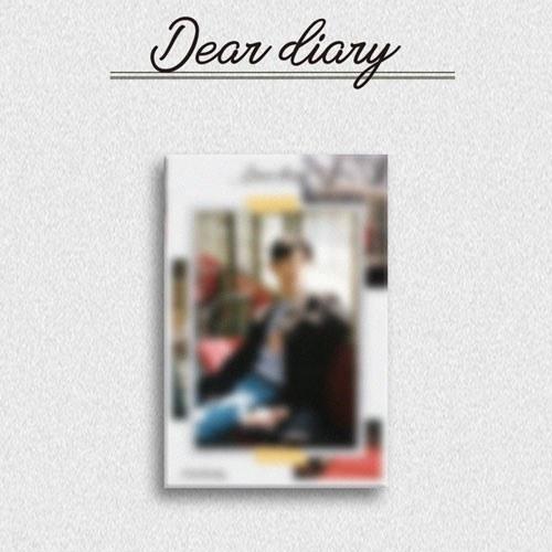 [Keno] Yoon Ji Sung (Yoon JiSung) - Special Album [Dear diary]