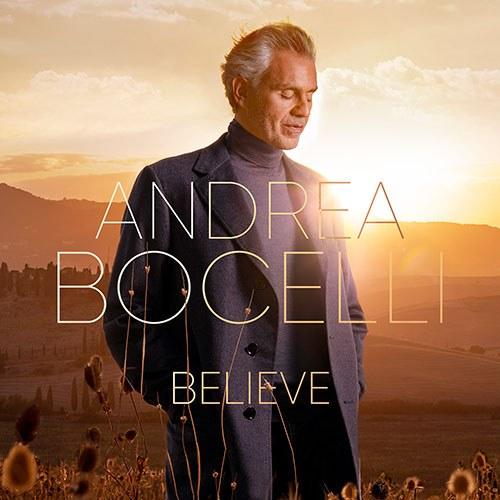 Andrea Bocelli(안드레아 보첼리) - Believe (디럭스)
