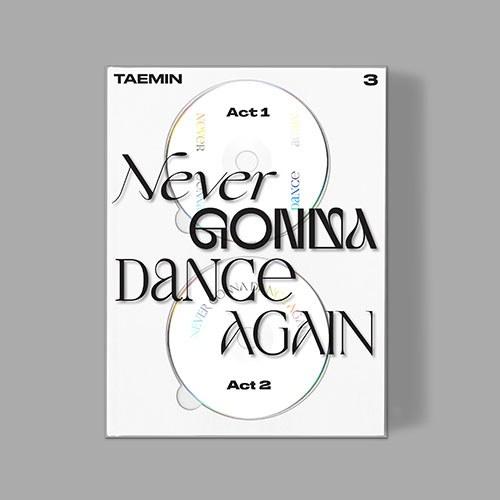 태민(TAEMIN) - 정규3집 합본 [Never Gonna Dance Again] (Extended Ver.)
