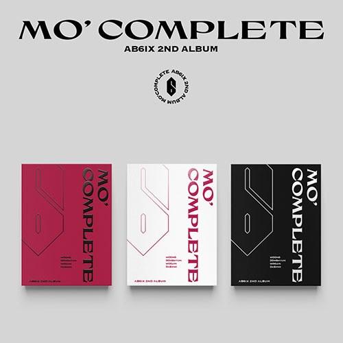 [세트] AB6IX (에이비식스) - 2ND ALBUM [MO' COMPLETE]